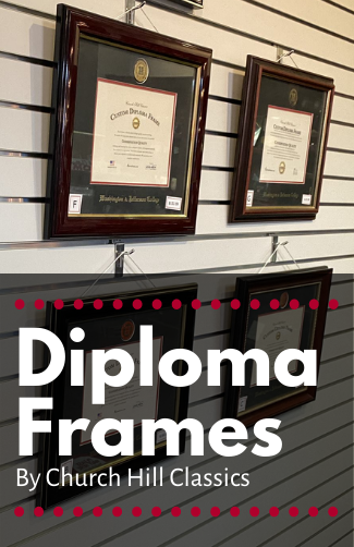 Shop Diploma Frames by Church Hill Classics