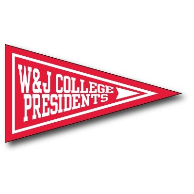 Image For COLLEGIATE PACIFIC RED FELT MAGNET PENNANT