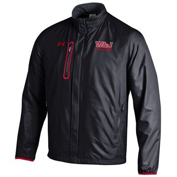 Image For UNDER ARMOUR HYBRID MICROFLEECE JACKET