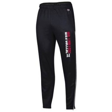 Image For CHAMPION BLACK TAPERED PANT
