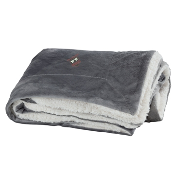 Cover Image For VANTAGE MINK SHERPA BLANKET