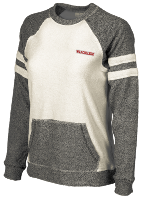 Image For BOXECRAFT LADIES CONTRAST PULLOVER