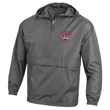 Cover Image For CHAMPION GRAPHITE PACK N GO JACKET