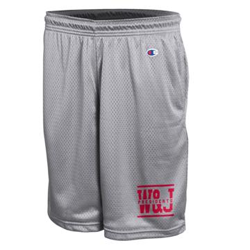 Image For CHAMPION GREY MESH SHORTS
