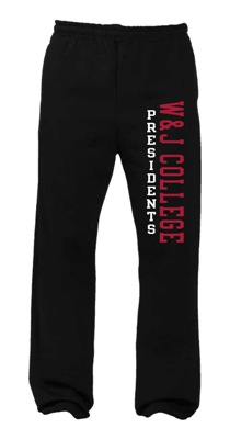 Image For JERZEE BACK TO SCHOOL BLACK PROMO SWEATPANT