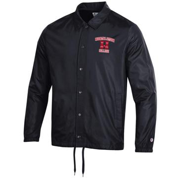 Image For CHAMPION 1023 BLACK COACHES JACKET