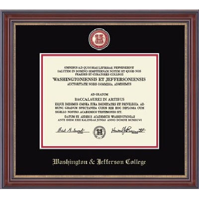 Cover Image For (Pre-May 2018) Kensington Masterpiece Diploma Frame