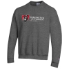 Cover Image for Champion 2021 Gray Powerblend Fleece Hoodie