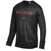 Cover Image for Alternative Black Long Sleeve Keeper Tee (3XL)