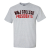 Cover Image for MV Sport 2021 Distressed Gray Classic T-Shirt (4XL/5XL)